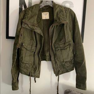 teen girl cargo jacket